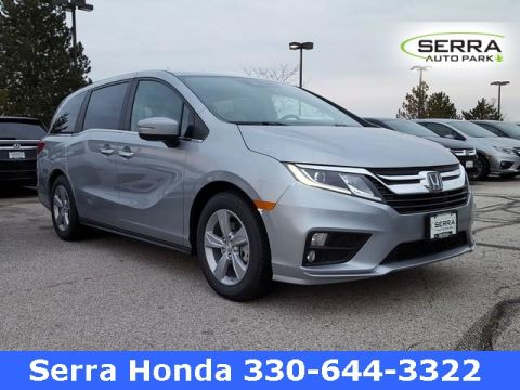 2020 Honda Odyssey EX-L w/Navigation and Rear Entertainment System