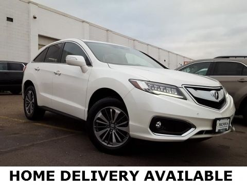 2017 Acura RDX Advance Package